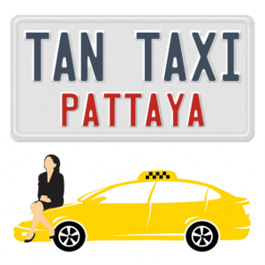 Female taxi driver Pattaya