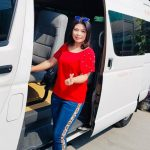 Mini bus for hire Pattaya